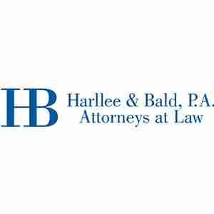 Harllee Bald Logo v1